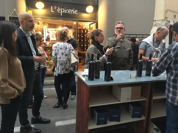epicerie-nimes-degustation-vin-bio-domaine-de-grappe-d-o