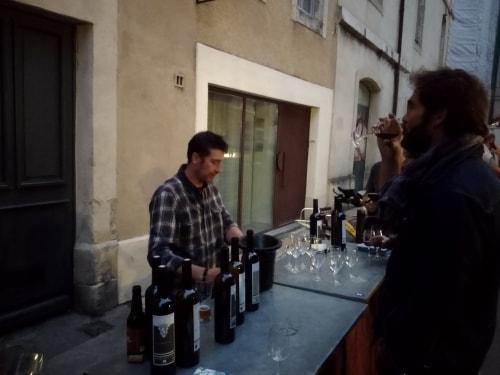 epicerie-nimes-degustation-vin-nature-domaine-de-grappe-d-o