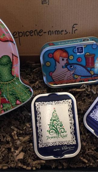 sardine panier-gourmand-cadeau-noel-epicerie-nimes