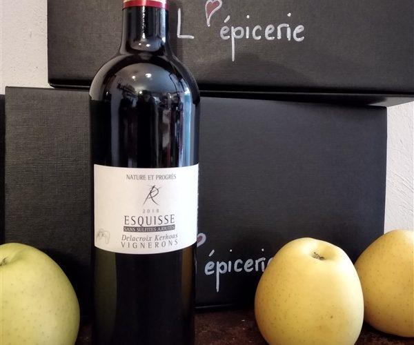 l'esquisse-vin-bio-epicerie-nimes