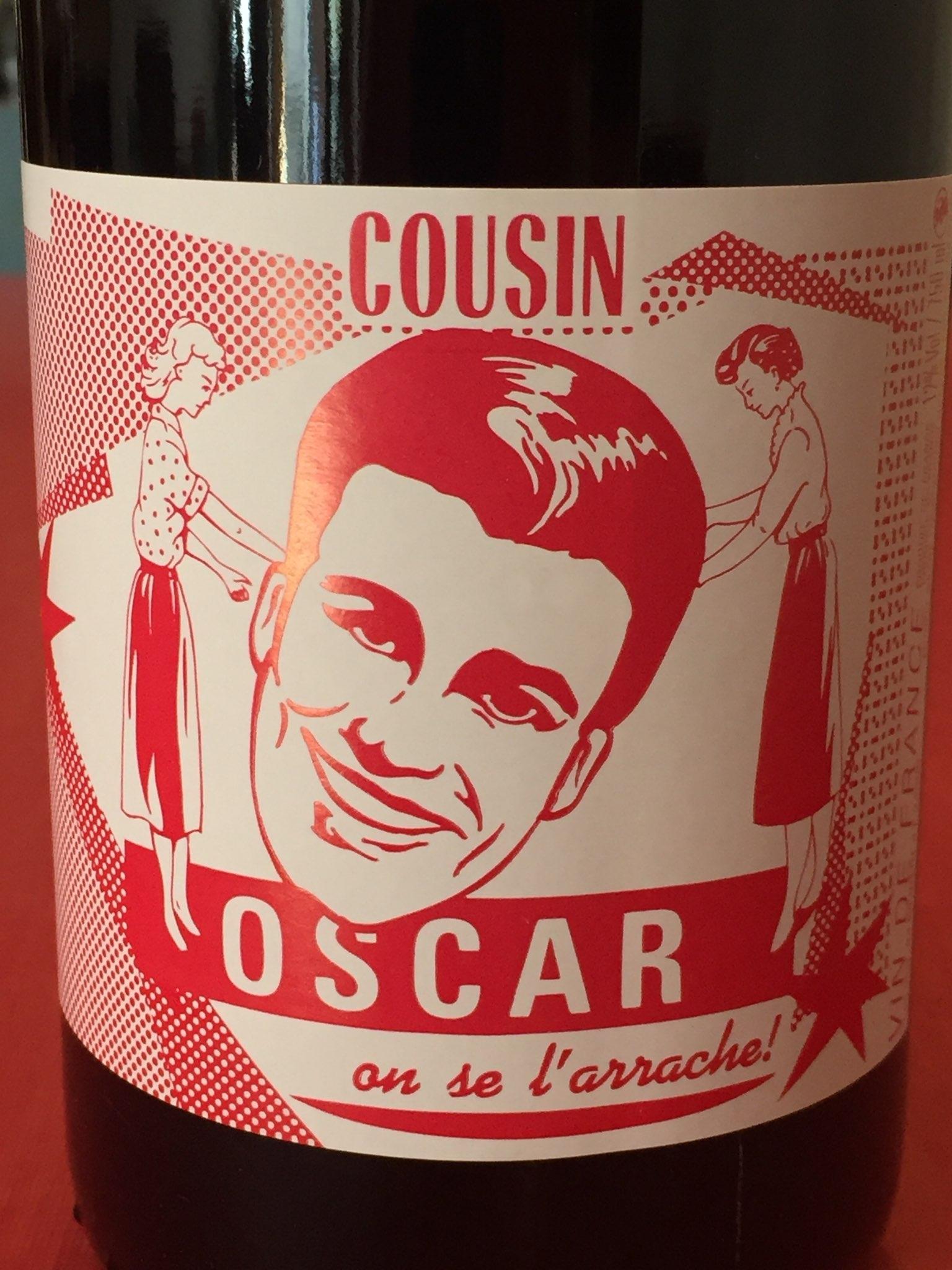 etiquette_domaine-rimbert_cousin-oscar-on-se-l-arrache_vin-epicerie-nimes